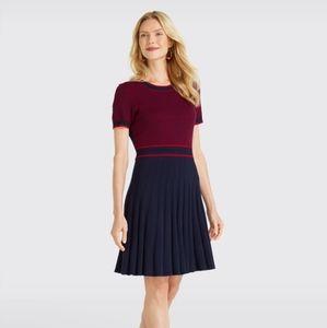 Draper James Magnolia Fair Isle Knit Dress